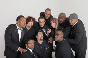 Photo by John Abbott The Manhattan Transfer and Take6, the two most awarded acapella groups in history, will come together to present The Summit, Friday, Oct. 21 at Norton Center for the Arts.
