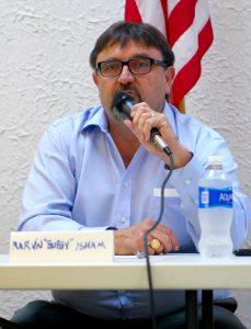 Marvin Isham