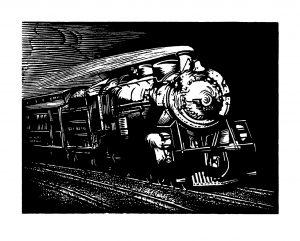"""Highball Express"" by John Andrew Dixon"