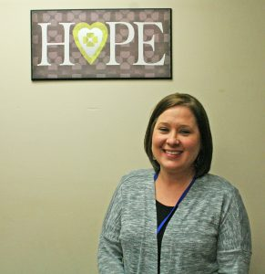 Kendra Peek/kendra.peek@amnews.com Jennifer Gaddis, court-designated worker and court-designated specialist in Boyle and Mercer county, started as a social worker and now spends her time working with juveniles as they come through the court system.