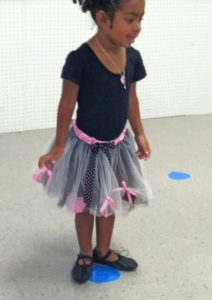 Photo submitted  Dre'Ana White started dancing at a very young age.
