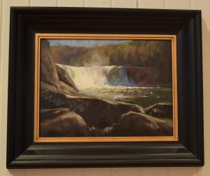 """Cumberland Falls"" by Bill Fletcher"