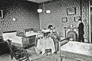 frank christman-infirmary