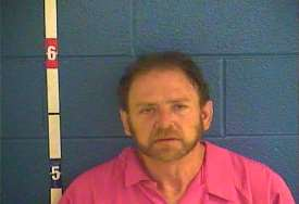 (Photo courtesy of the Boyle County Detention Center)  Jerry Mathes who is out on bond.