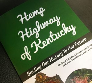 Boyle County is one of the several locations on the new Hemp Highway of Kentucky self-guided tour by Hemp Highway that includes the courthouse lawn, Constitution Square and Clark's Run Creek.