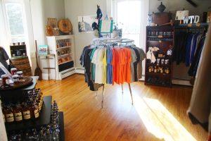 Wilderness Trail Distillery's gift shop