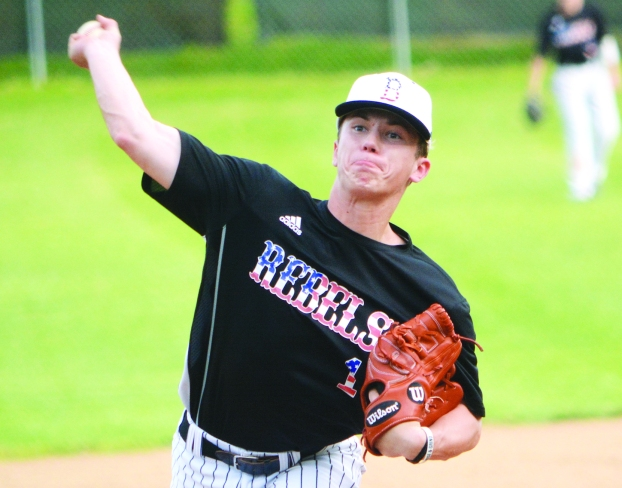 Boyle County's Glasscock Shuts Out George Rogers Clark
